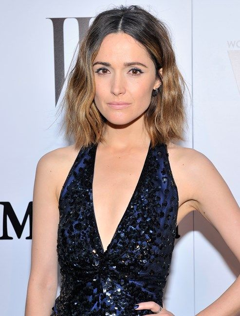 "<strong>THE LOOSE BOB OR LOB </strong><BR><BR> Rose Byrne <br><br> The loose bob, or ""lob"" as they say in the biz, is best for those who rocked a slick asymmetrical bob last year, grew it out or just got sick of the constant heat-styling needed to keep it looking good."