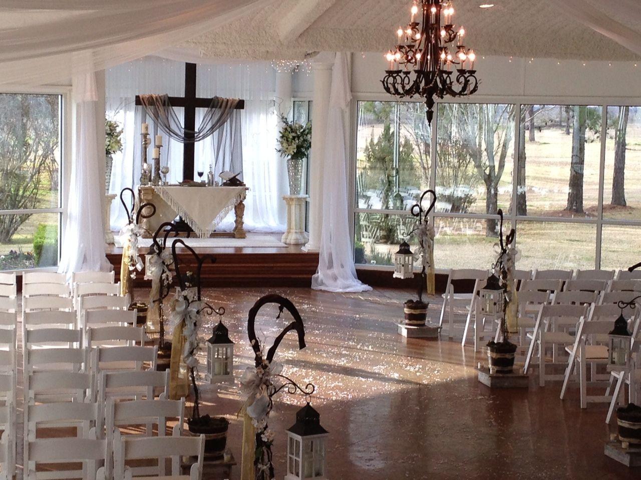 Unique and creative aisle markers   Indoor wedding, Wedding facility, Wedding venue houston