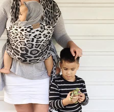 Chekoh Leopard Wrap My Baby Boy Baby Baby Wearing Baby Wraps