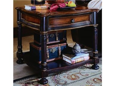 Preston Ridge offers updated traditional styling with the sophistication of finely crafted Old World antiques in a distinctive collection of bedroom furniture that is certain to create a truly romantic and breathtaking ambiance for today's bedroom.