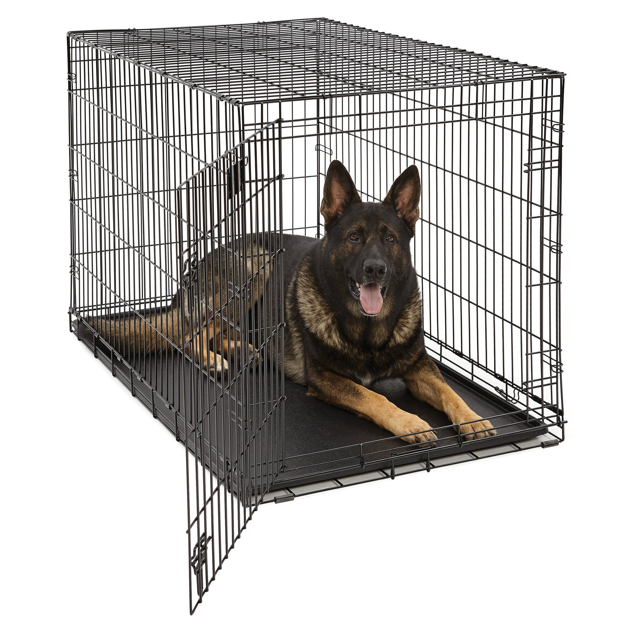 Midwest Lifestages Fold Carry Crate For Dogs 48 Xxxl Dog Crate Large Dog Crate Midwest Dog Crates