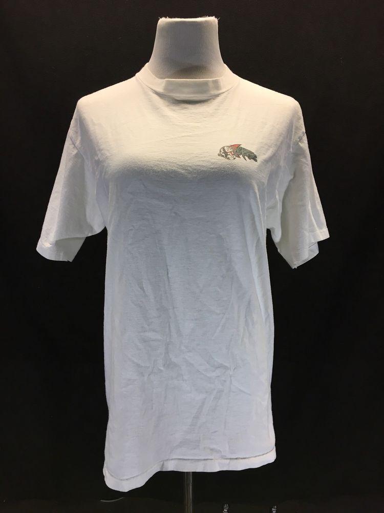 f38afc0cbce8 Vintage 1998 LifeForms International Get a Grip Iguana Oneita Unisex T Shirt  L #fashion #clothing #shoes #accessories #mensclothing #shirts