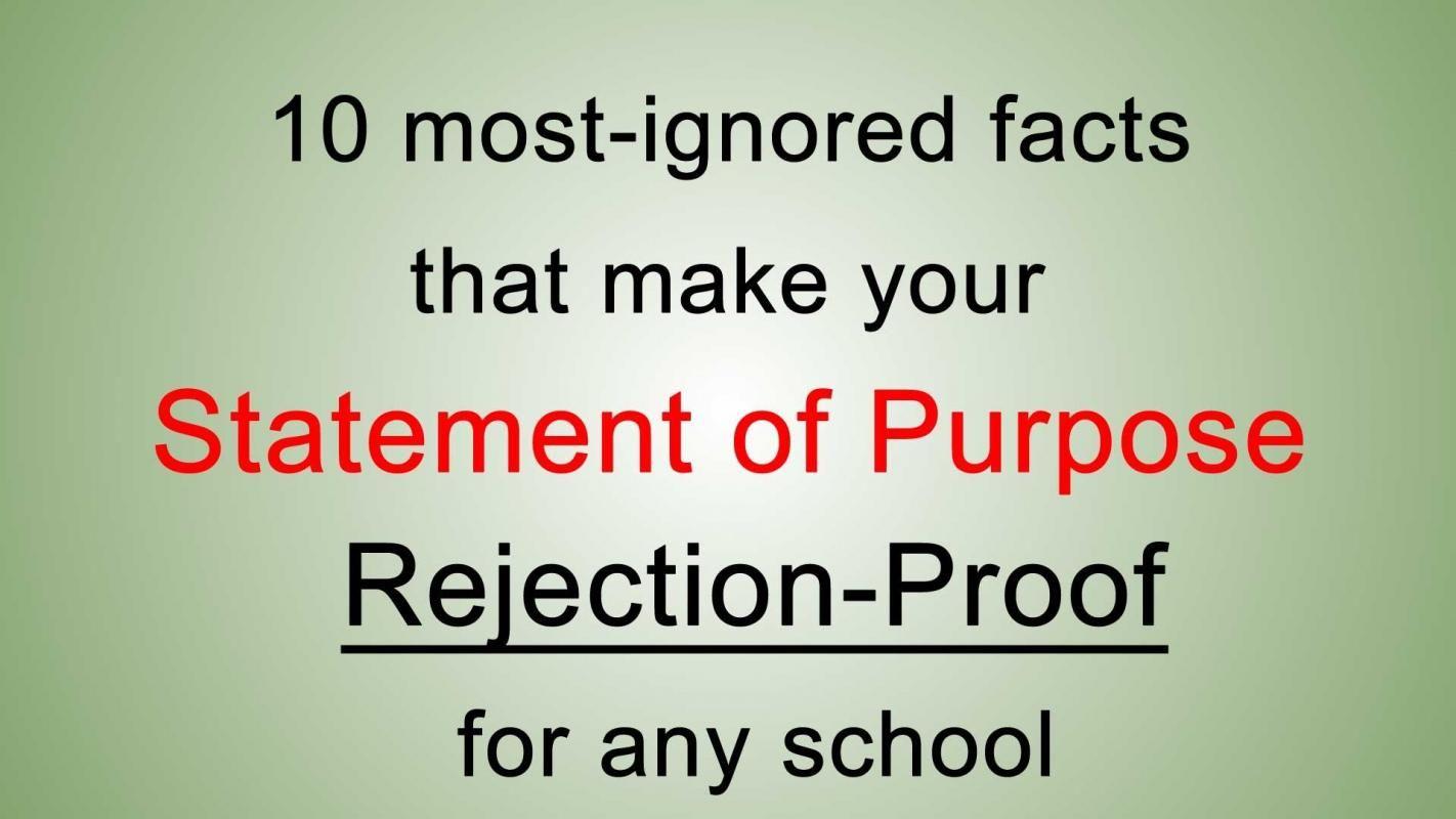 Graduate School Letter Of Intent Sample (Dengan gambar)