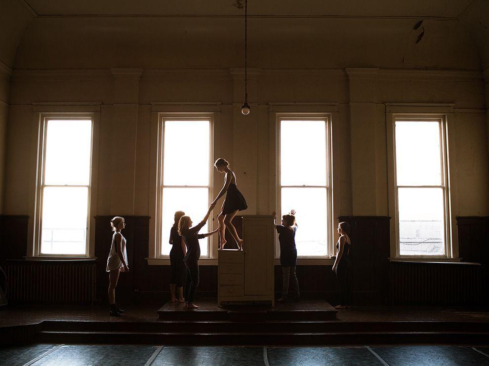 Ballet Company Image, Washington Ballet companies
