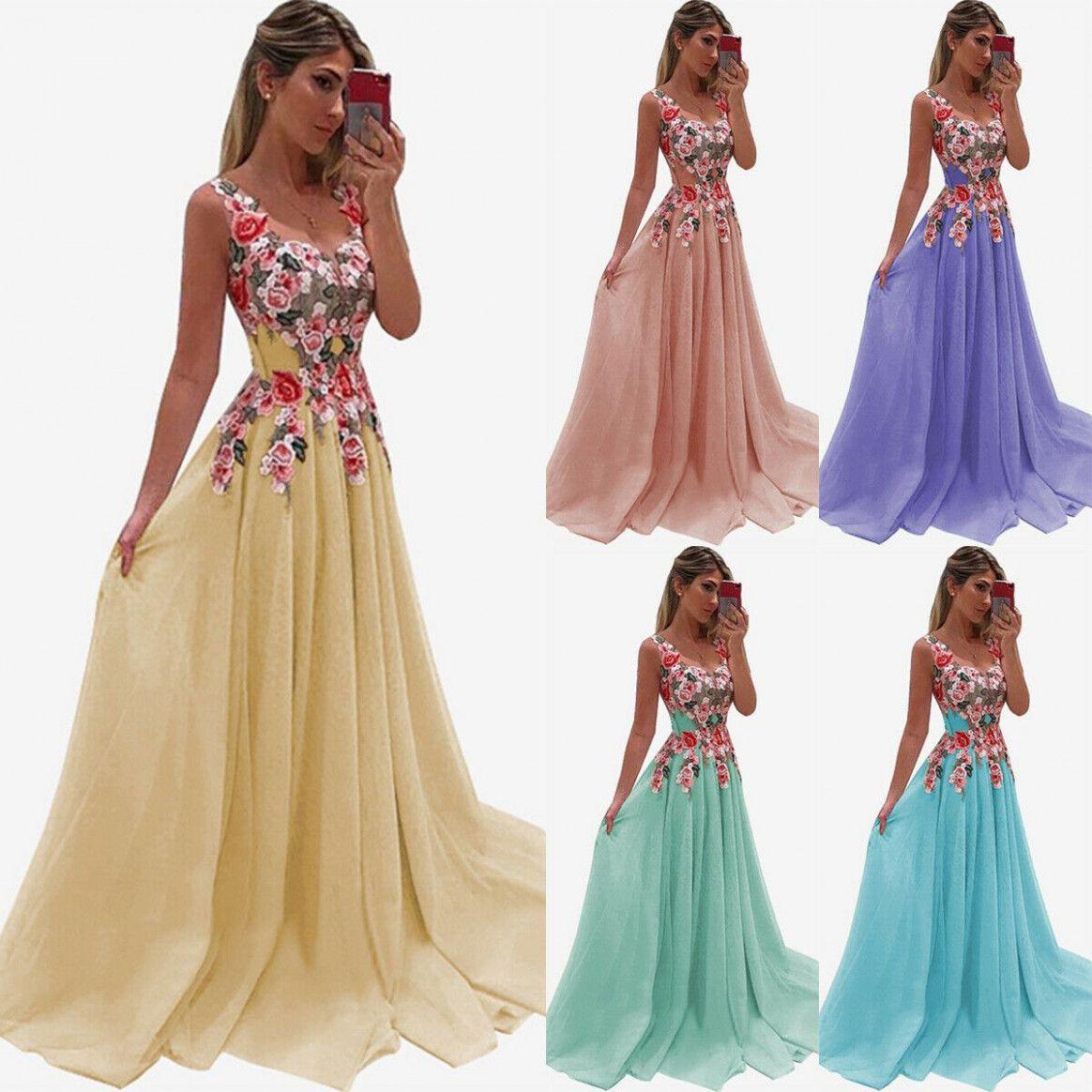 19 Sommer Abendkleider in 19  Abendkleid, Maxi kleider sommer