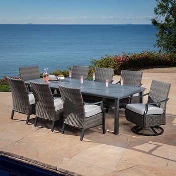 36++ Sunvilla 7 piece cushion fire dining set Best Choice