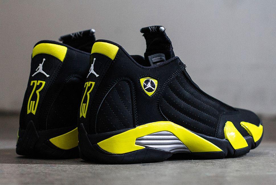 58b5773d94fc17 Releasing  Air Jordan 14 Retro Vibrant Yellow - EU Kicks  Sneaker Magazine