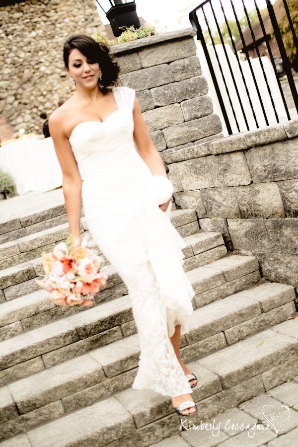 Love her bouquet Nyc wedding photographer, Wedding