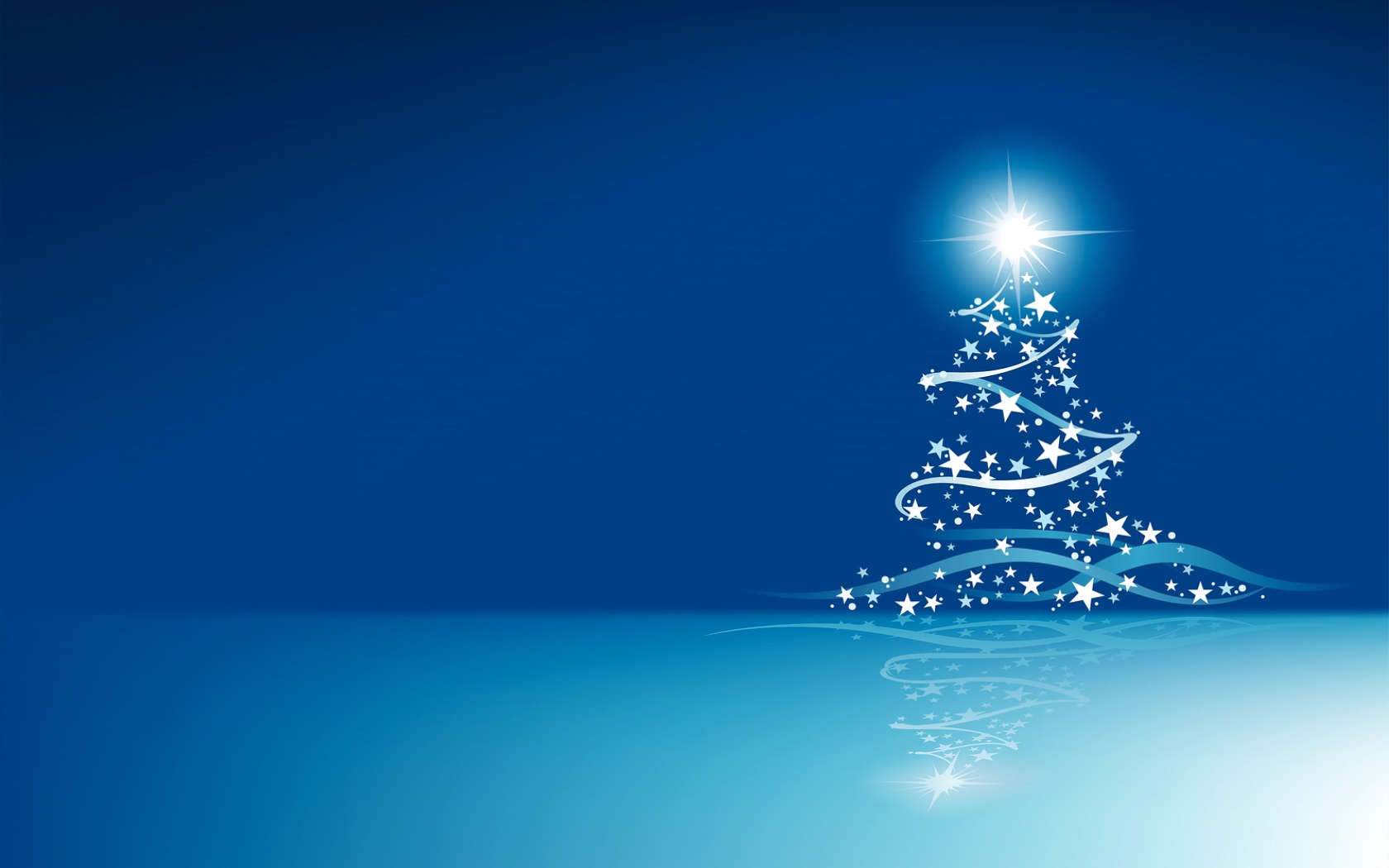 Blue Christmas Background 9447 Hd Wallpapers