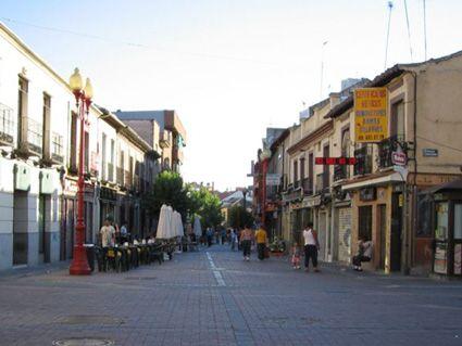 Getafe Spain Spain Village Towns