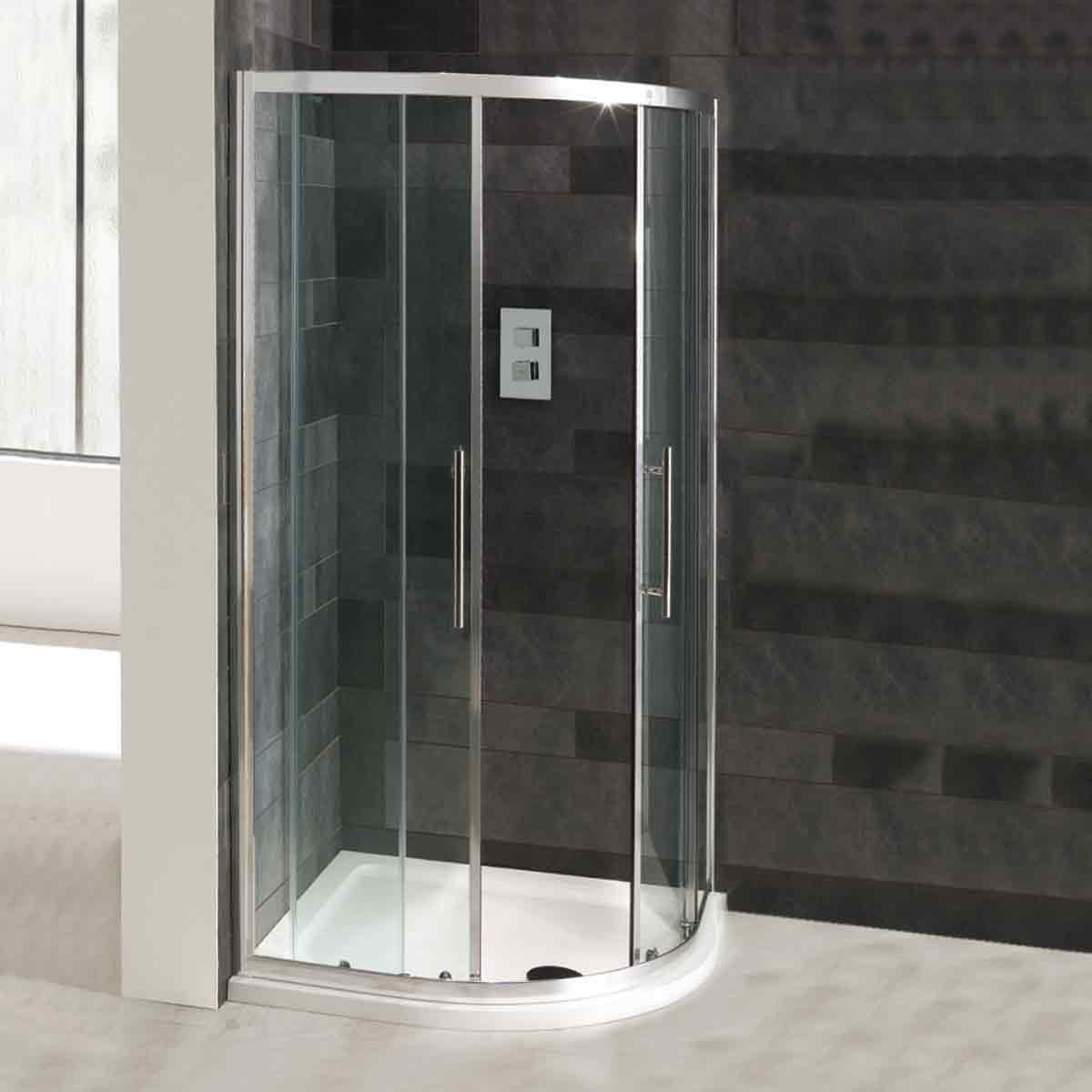 G6 Quadrant Shower Enclosure 800 x 800 Quadrant shower