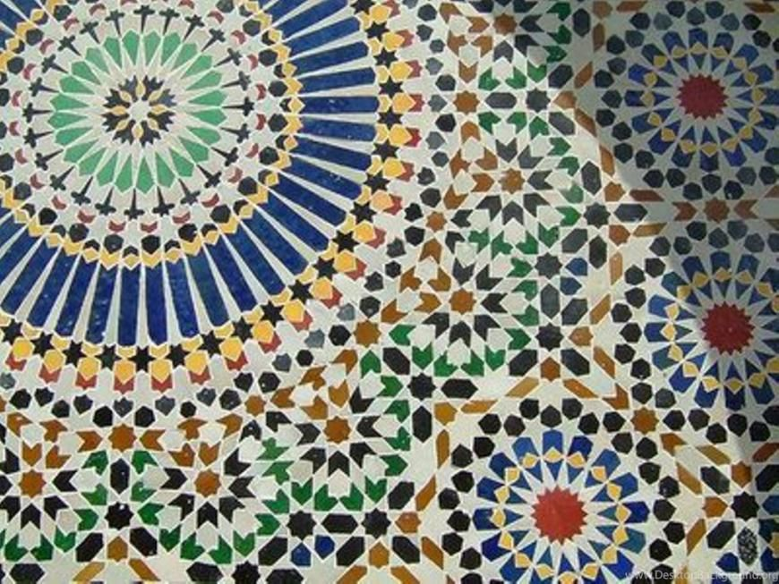 moroccan tile wallpaper 1034432 (With images) Moroccan