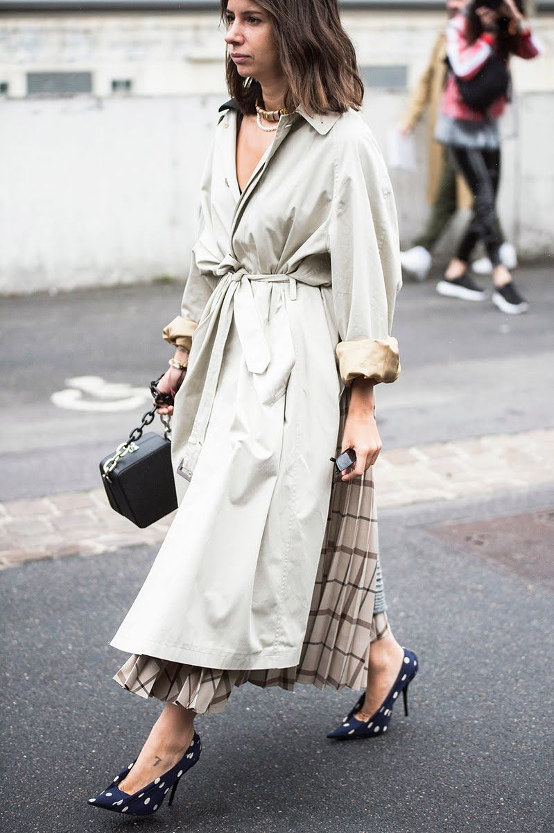 The French-Girl Outfits We're Copying ASAP | Fall fashion ...