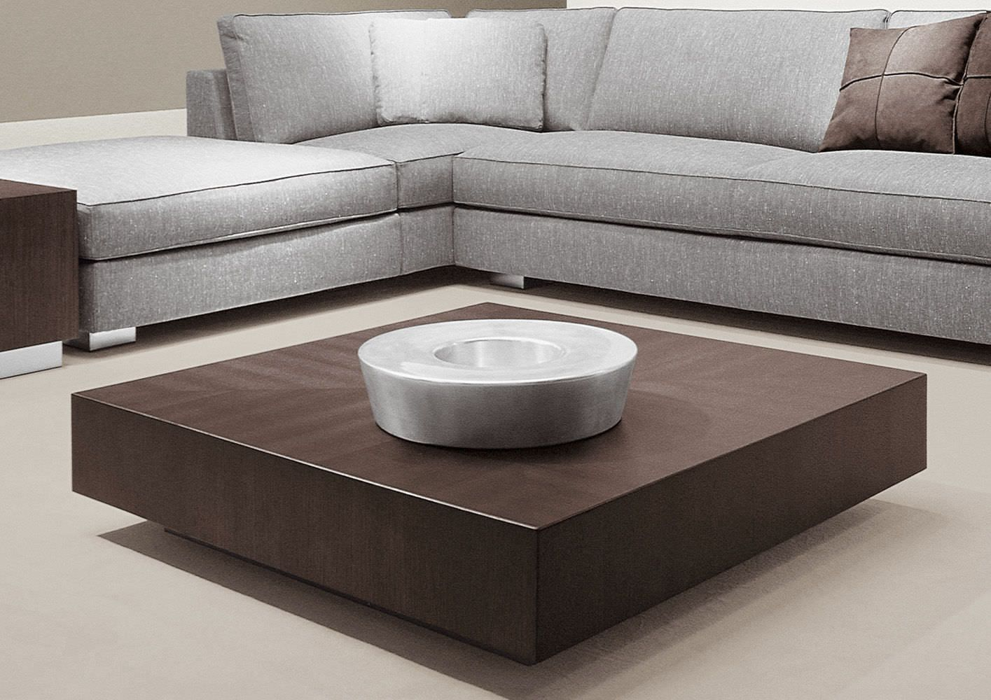 12 Contemporary Coffee Tables For Modern Living Room Top Inspirations Sofa Table Design Coffee Table Square Coffee Table Furniture