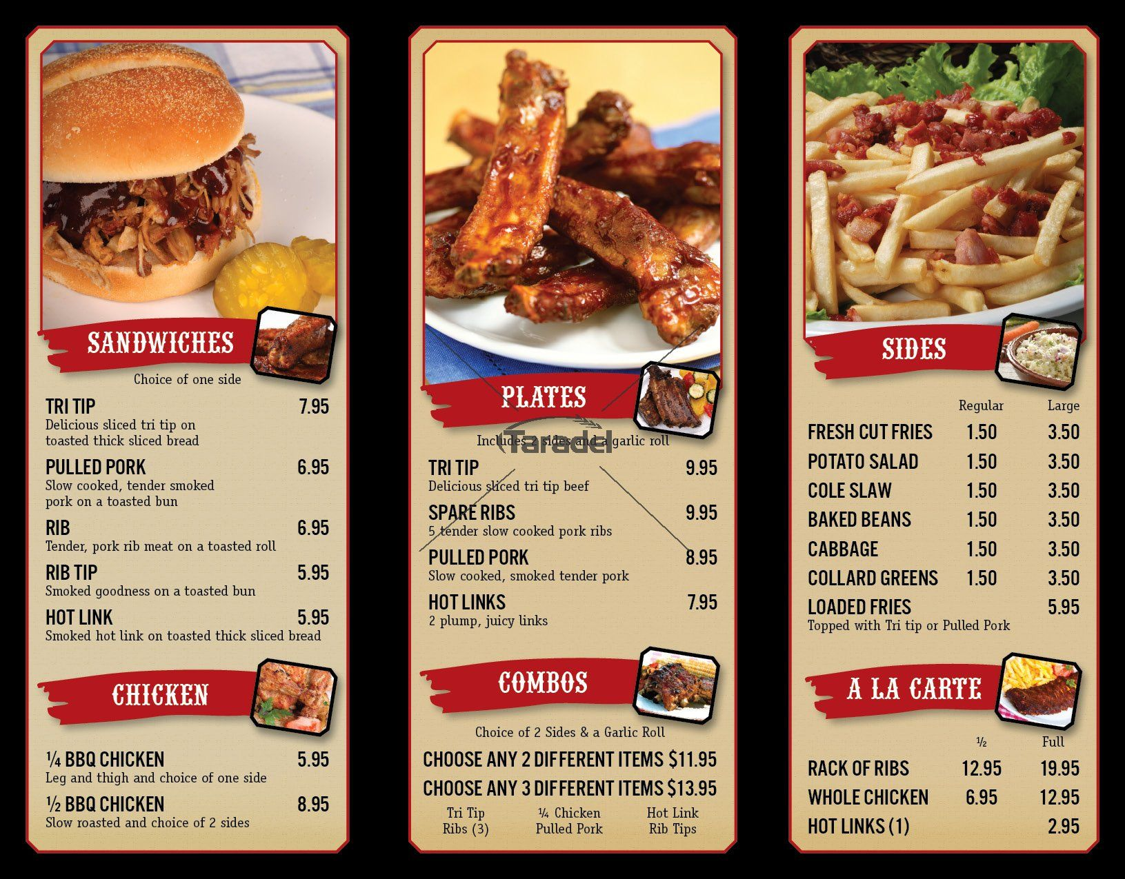 Restaurant Menu Design Style » Best Menu Designs For Restaurants ...