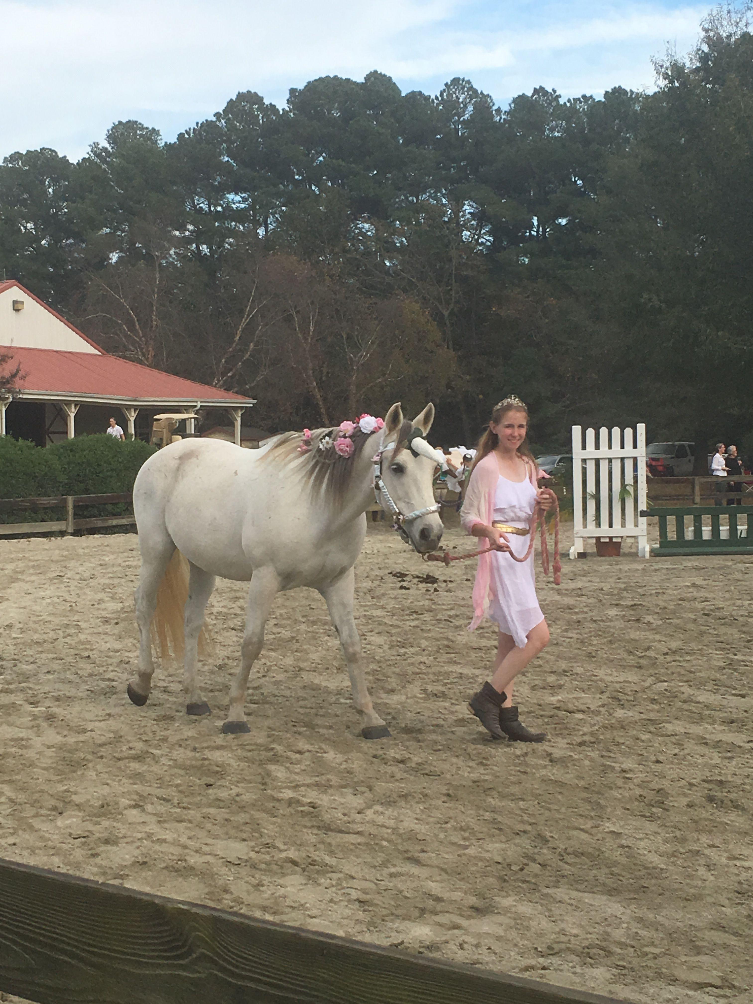 Unicorn costume!