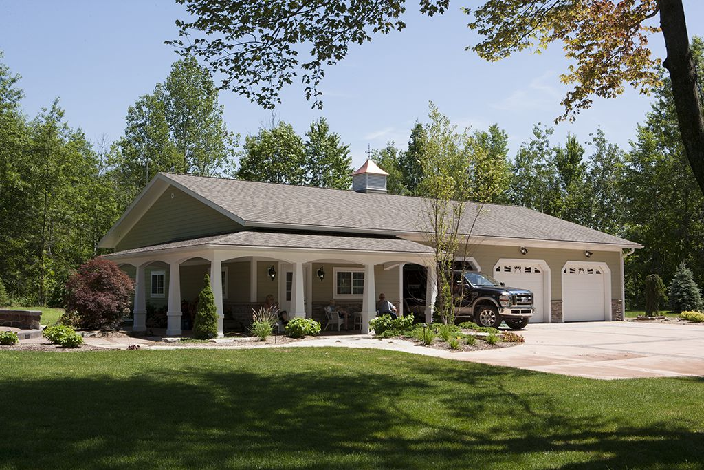Morton 3680 1 really like the style of this one make one Metal pole barn homes plans