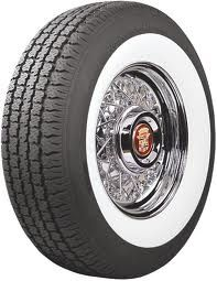 American Classic Cadillac Vogue Whitewall Tire