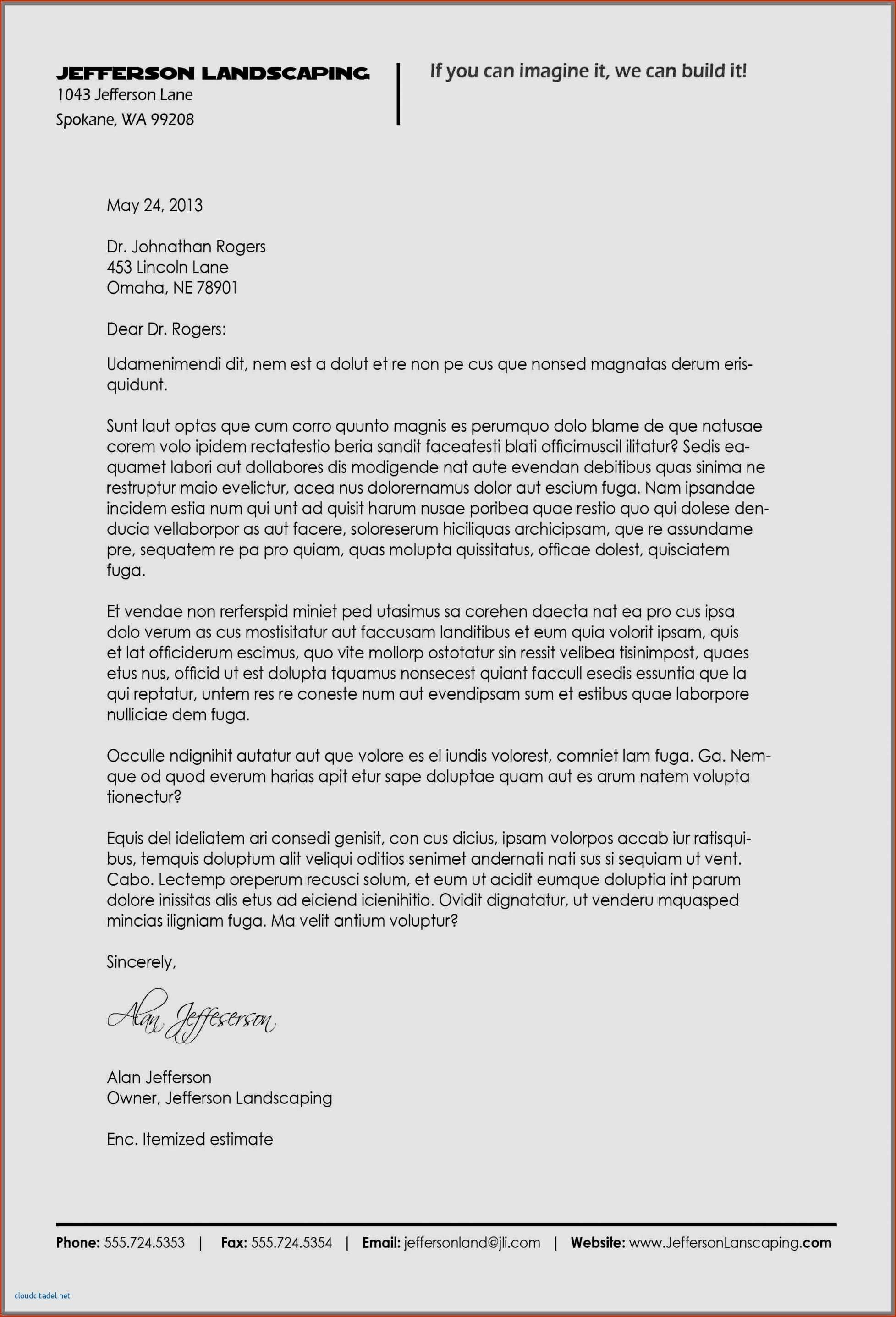 Download Fresh How To Write An Interest Letter For A Job