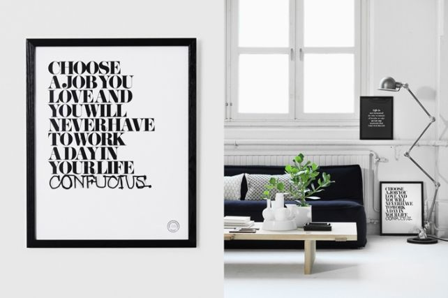 Therese Sennerholt Home : Decorate your home with frames inspiration gallery