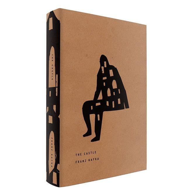 Franz Kafka - The Castle #book #covers #jackets #portadas #libros
