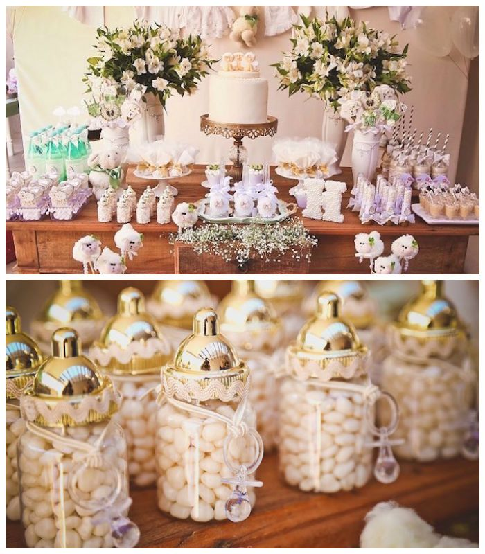 Baby Shower Party Planning Ideas