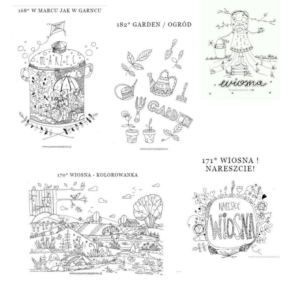 Porozmawiajmy O Wiosnie Zbior Materialow Edukacyjnych Dla Dzieci Dzieciaki W Domu Diagram Words Art