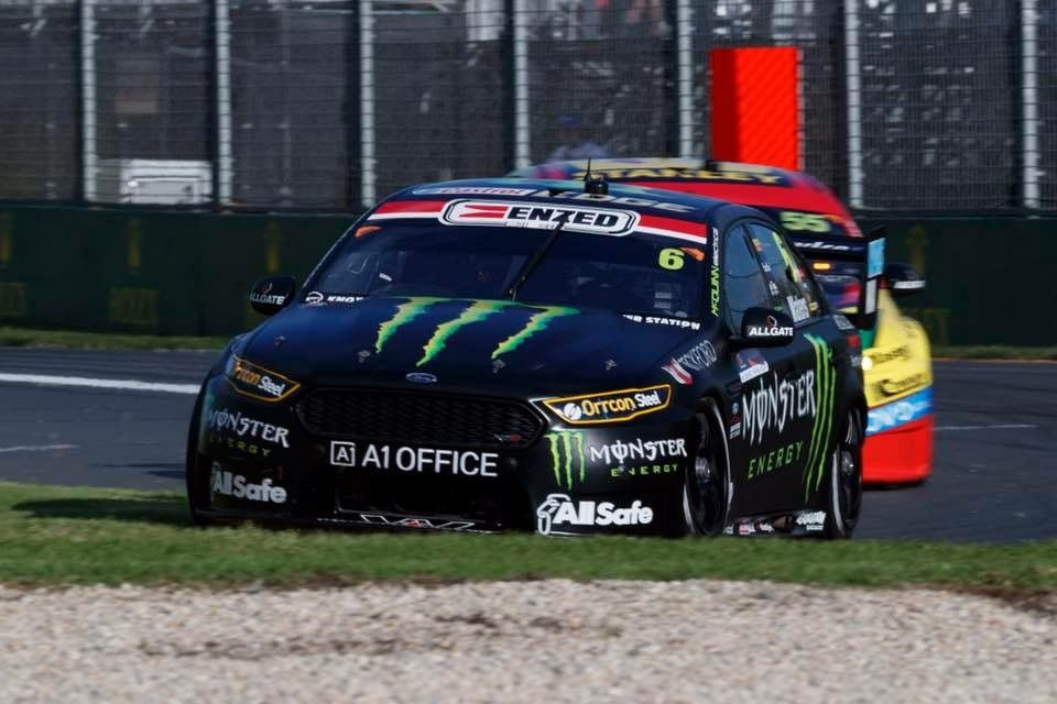 Pra Cameron Waters 2017 Agp Melbourne Ford Racing Australian V8 Supercars Aussie Muscle Cars