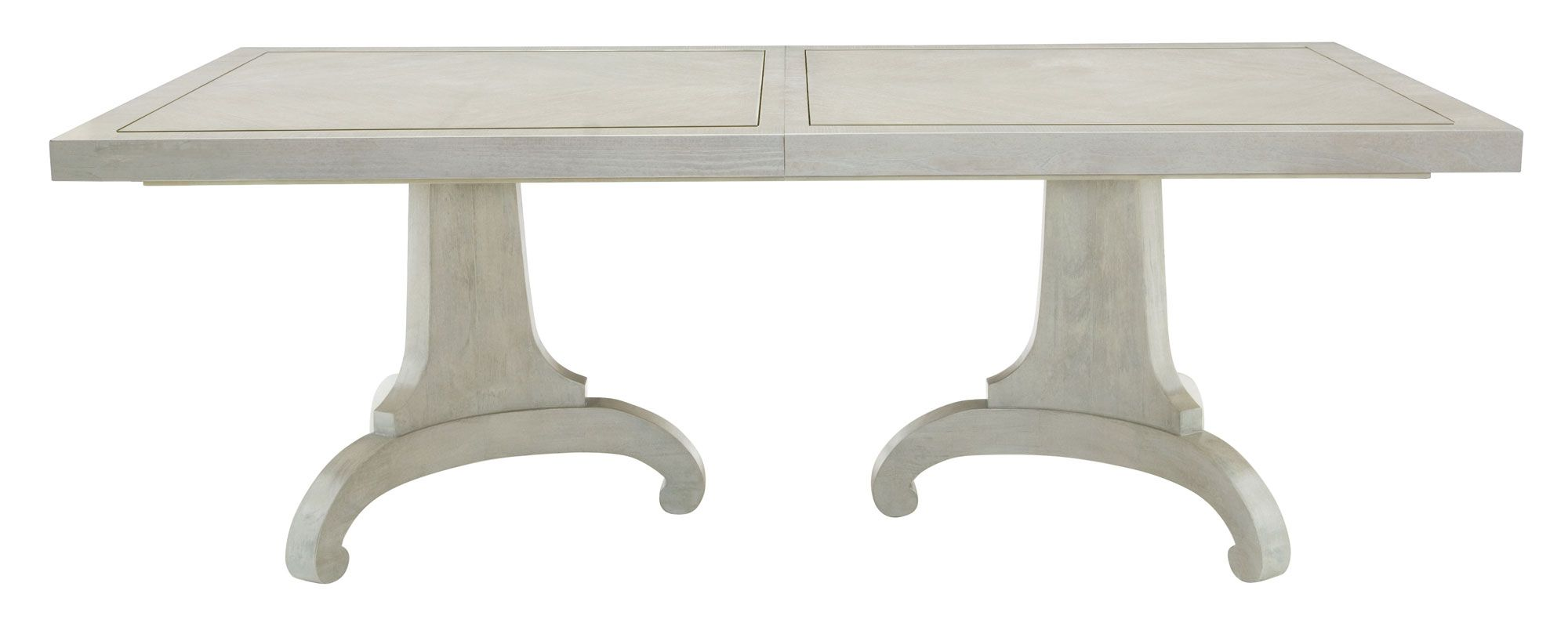 Dining Table Bernhardt 86 X44 Ash Solids And Quartered