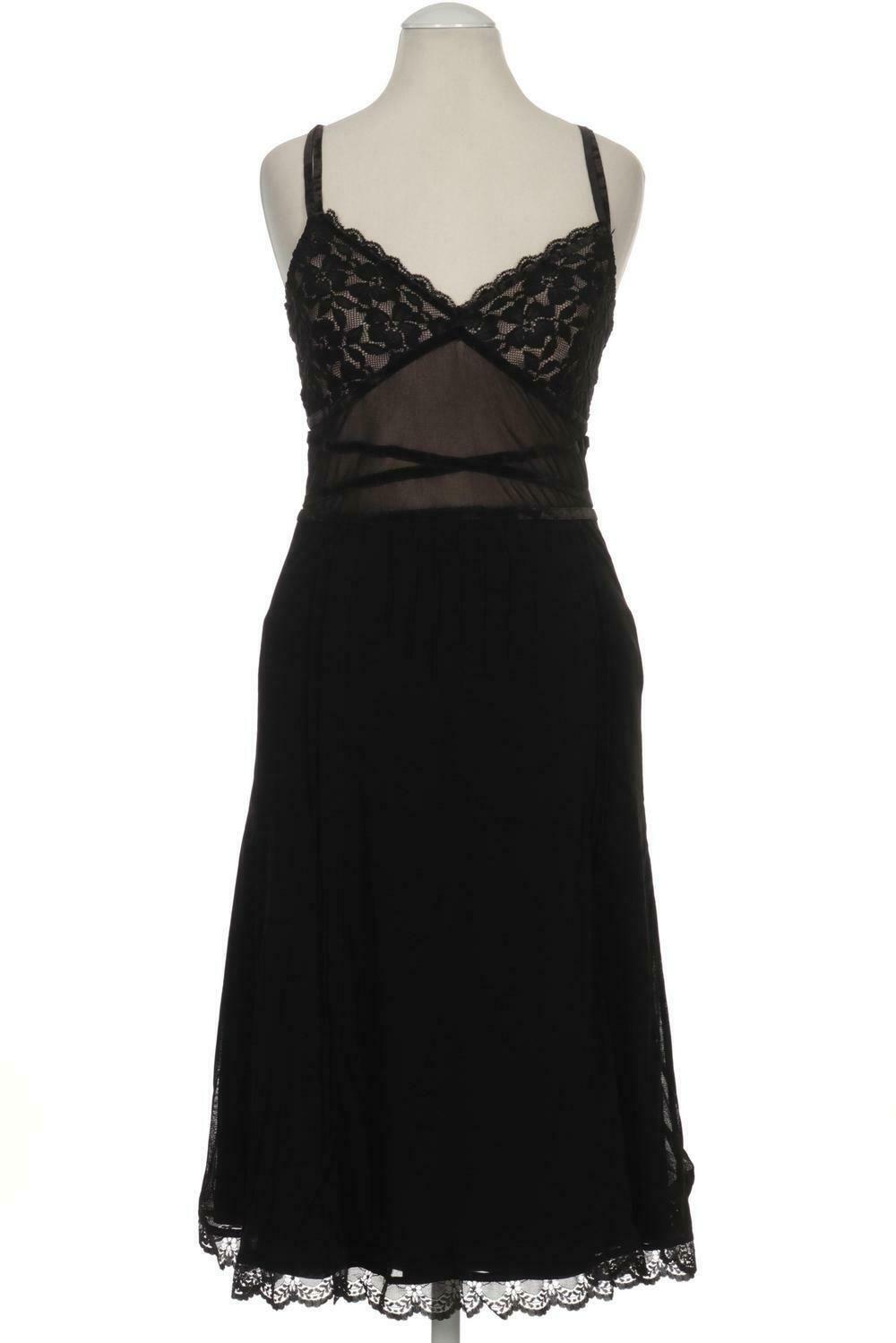 MEXX Kleid Damen Dress Damenkleid Gr. XS schwarz #fca17f
