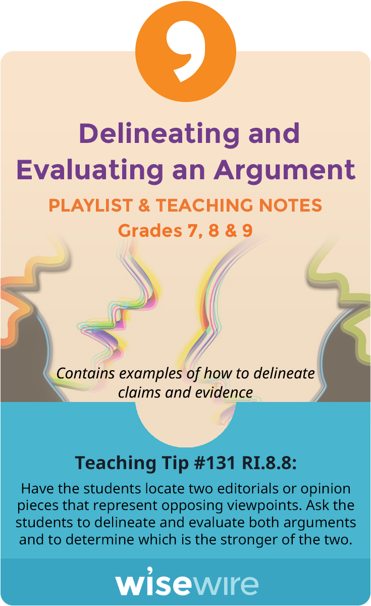 how to determine an argument