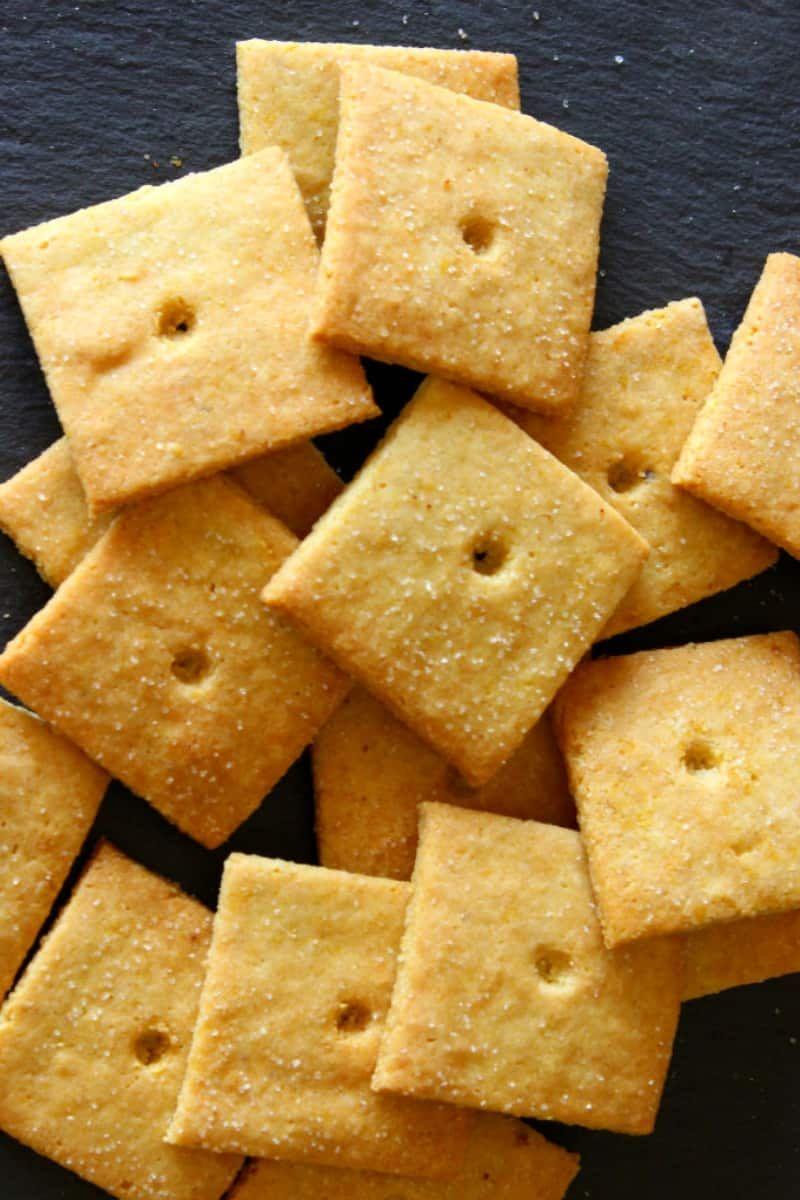Glutenfree vegan cheez it crackerspaleo too whole