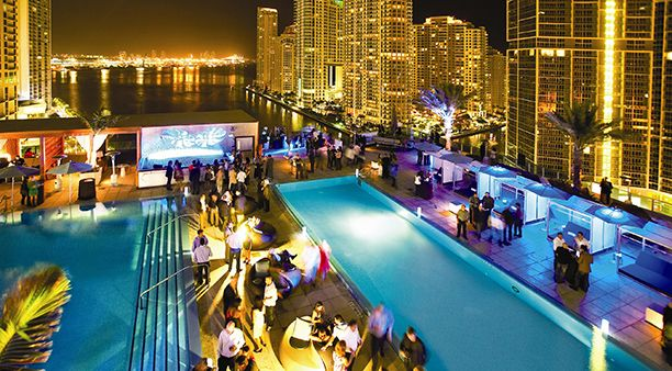 Rooftop Bars In Miami