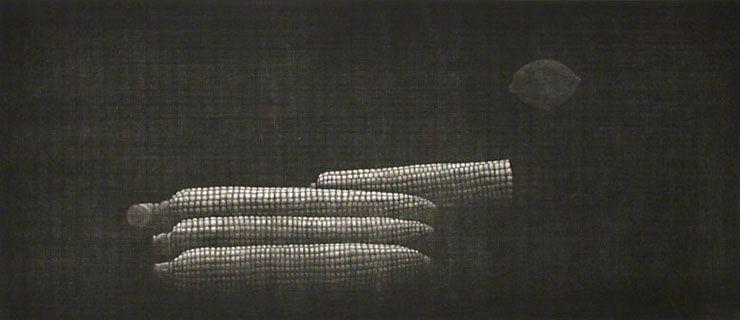 yozo hamaguchi   Corn. Yozo Hamaguchi. 1959.
