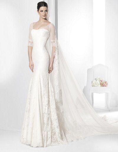 vestidos de novia para delgadas. vestido de novias para mujeres
