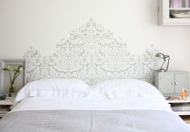 10 idées faciles pour relooker ma maison Deco furniture, Bed room - papier peint pour chambre a coucher