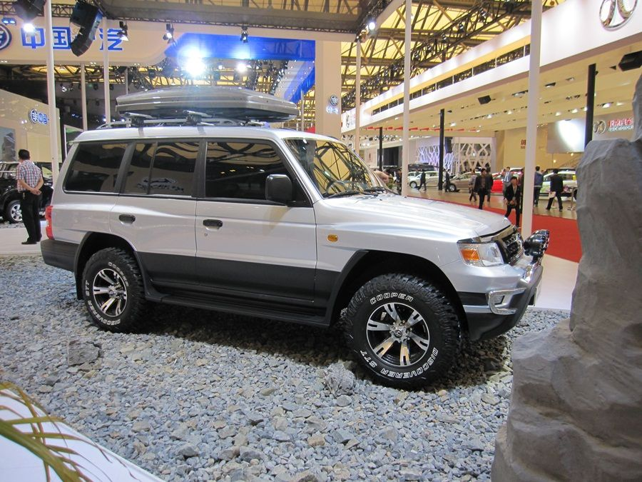 2016 Isuzu Trooper Autoshow Picture Automotive Latest Car Review