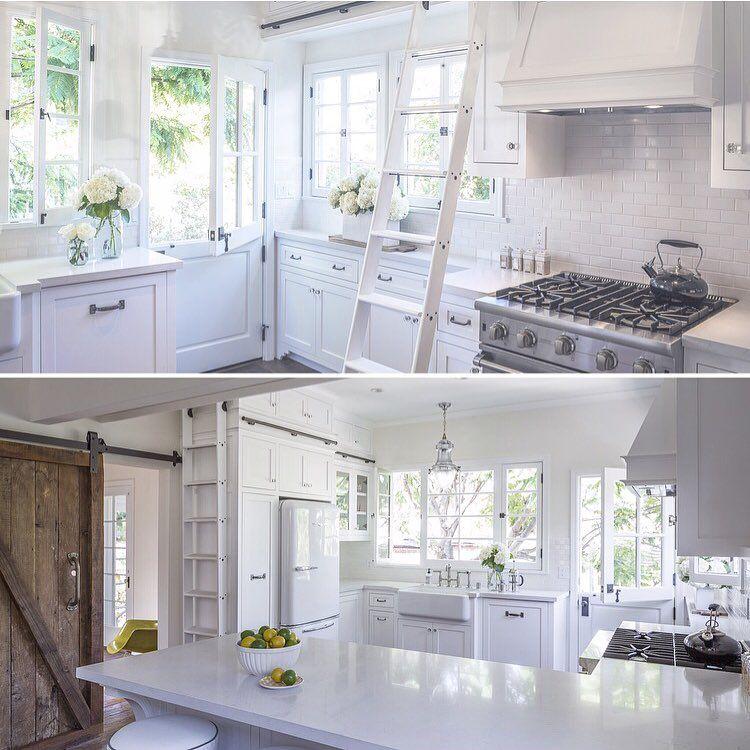 """67 Likes, 14 Comments - FOUR POINT DESIGN BUILD INC (@4ptdesignbuild) on Instagram: """"So thrilled to have one of our favorite #kitchen #remodel projects featured on @marthastewart 💙…"""""""