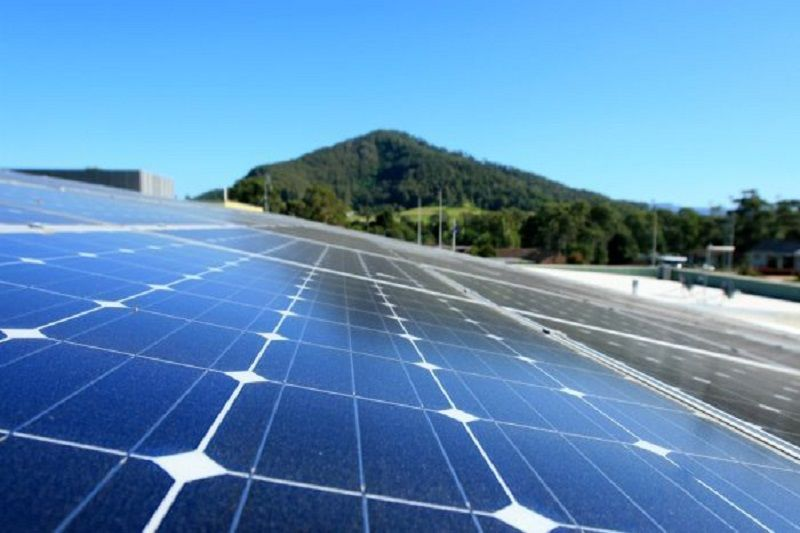 Credit Australian Broadcasting Corporation Solar panels
