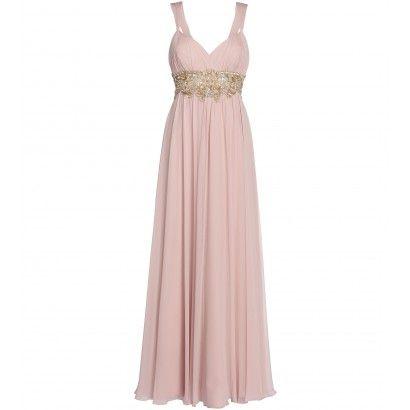 Wunderschönes Seidenkleid von Notte Marchesa. Kleid günstig mieten ...