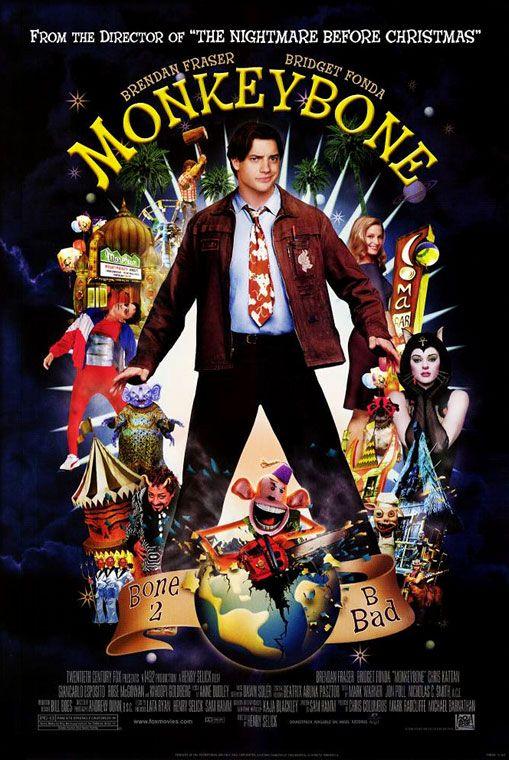Monkeybone (2001) | Un alocado mal sueño...