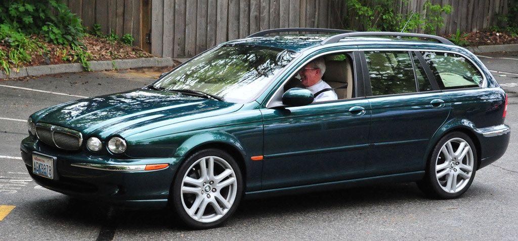 Jaguar X Type Station Wagon 2013 All British Field Meet Va Flickr Sports Wagon Jaguar X Wagon