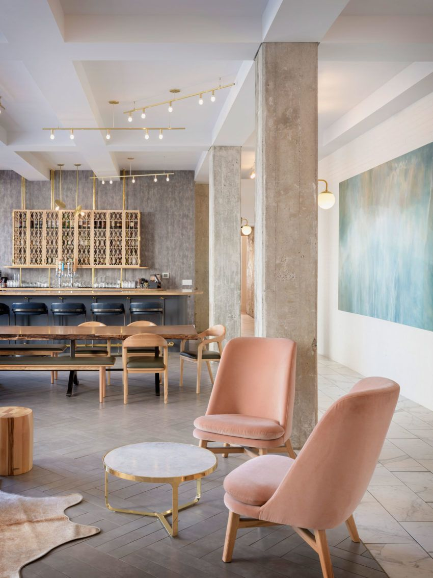 Best Hi Lo Hotel Lobby In Portland Oregon By Jessica Helgerson 400 x 300