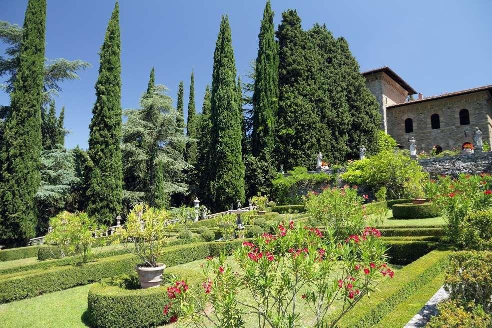 Italian Gardens   Italian Garden Design