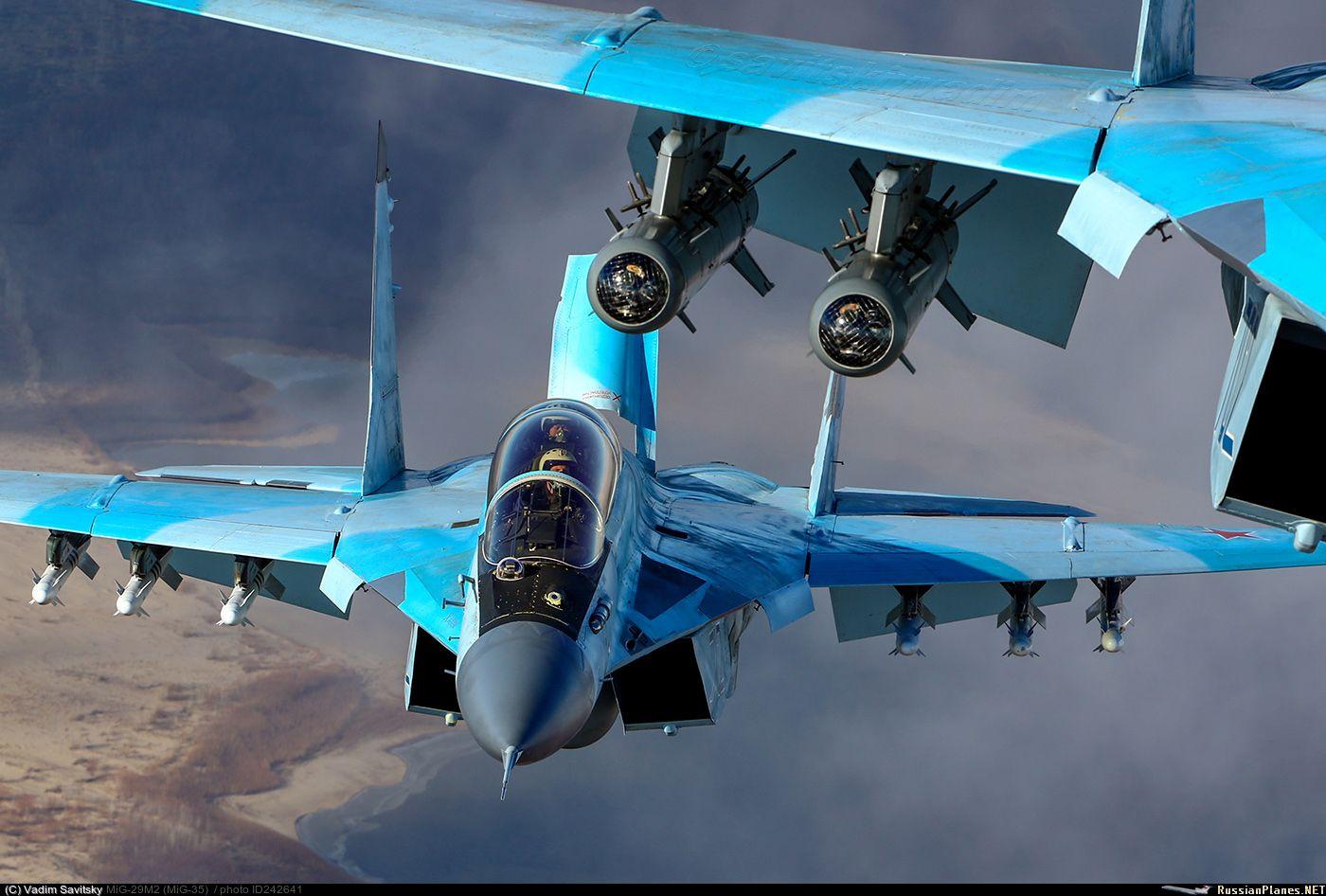 Mig35 [1400 x 946] 戦闘機, 空軍, ロシア