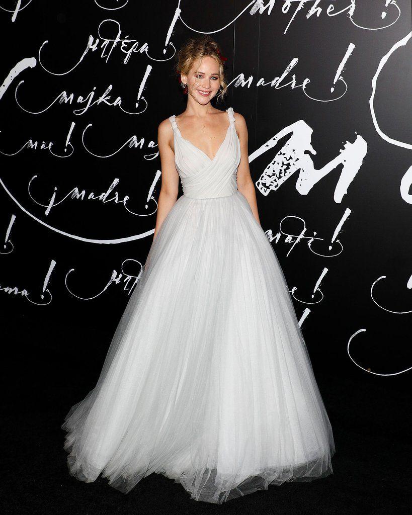 Jennifer Lawrence and Darren Aronofsky Finally Pose as a Couple on