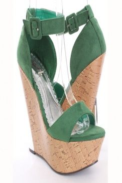 Casual Features and cute wedges that will get attention! Features Casual faux suede c595ab