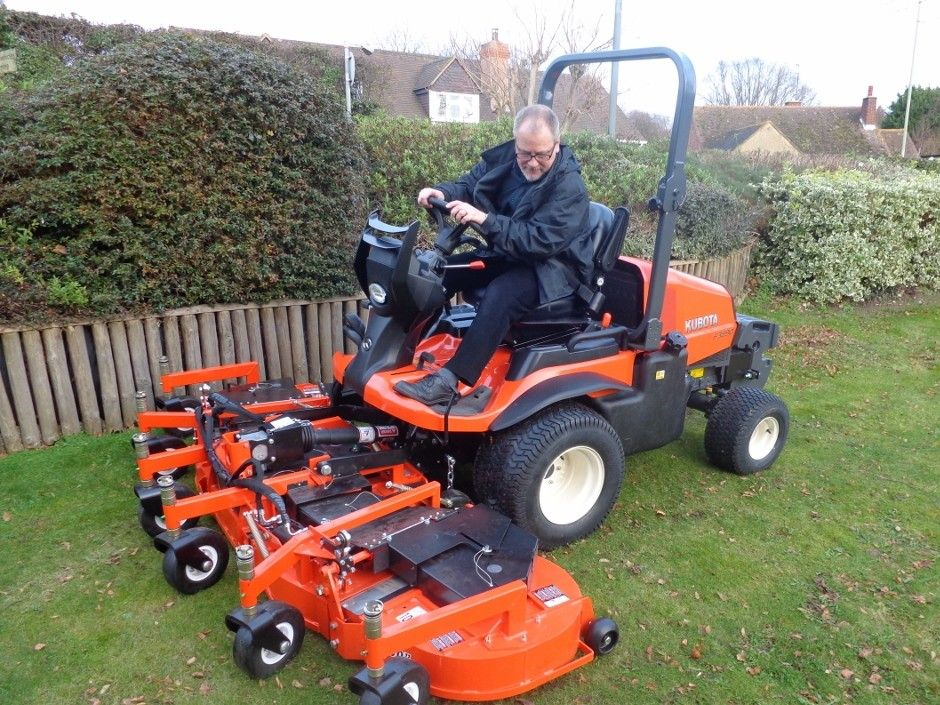 Tractor and groundcare specialist, Kubota, has increased its
