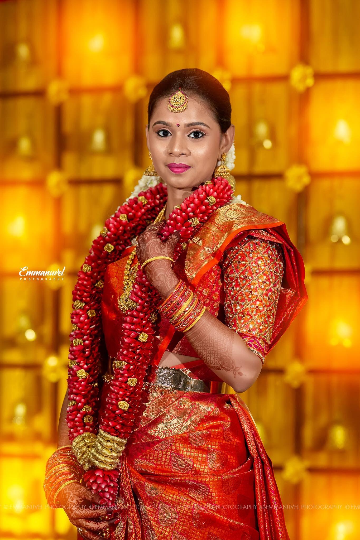 Bridal Blouse Design Shot by Emmanuvel