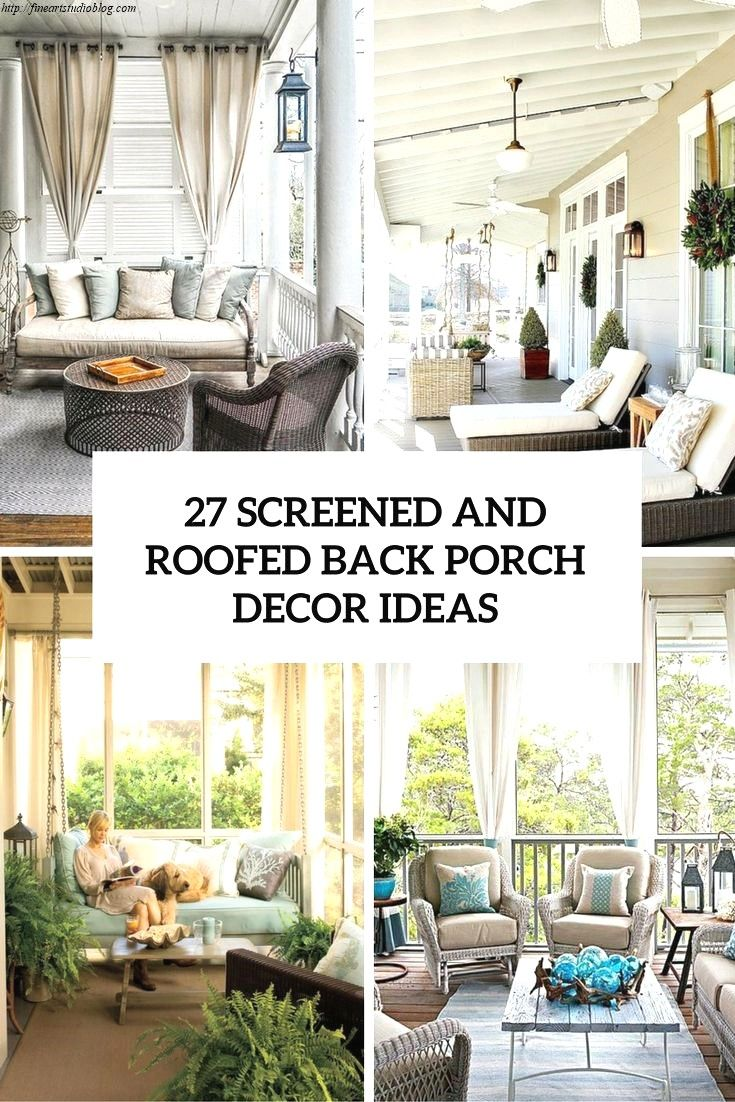 32 Awesome Screened In Porch Decorating Ideas Concept